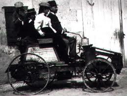 La voiture de Lenoir