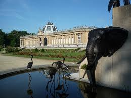 Le château de Tervuren aujourd'hui